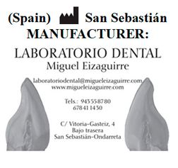 Laboratorio Dental Miguel Eizaguirre logo destacado